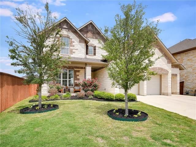 3209 Prentiss Ln, Leander, TX 78641 (#8574315) :: Zina & Co. Real Estate