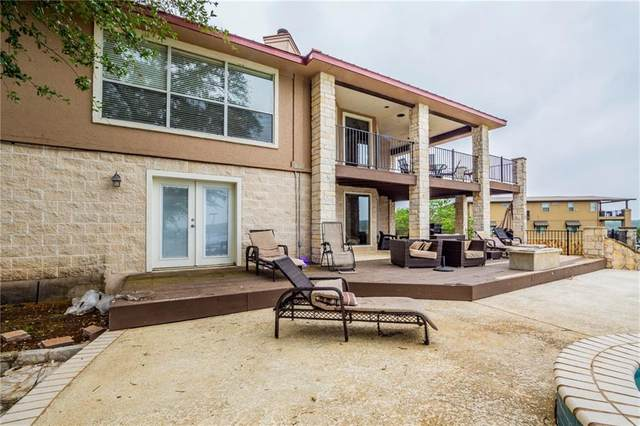 3106 Point Cv, Lago Vista, TX 78645 (#8575329) :: Papasan Real Estate Team @ Keller Williams Realty