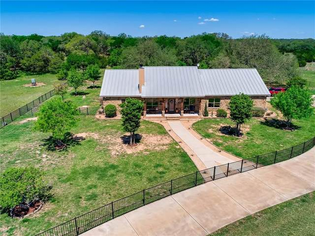 419 Spears Ranch Rd, Jarrell, TX 76537 (#8576763) :: Lauren McCoy with David Brodsky Properties