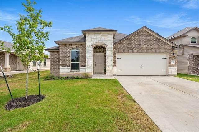 209 Reagor Dr, Taylor, TX 76574 (#8578961) :: Papasan Real Estate Team @ Keller Williams Realty