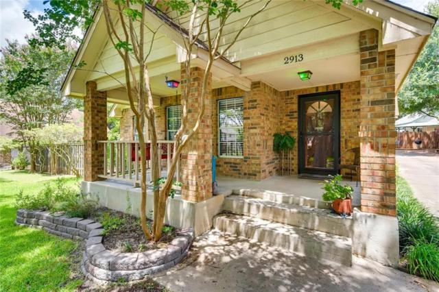 2913 Jubilee Trl, Austin, TX 78748 (#8579404) :: The Smith Team