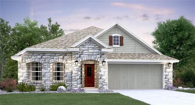 116 Prato Pl, Georgetown, TX 78628 (#8579558) :: Papasan Real Estate Team @ Keller Williams Realty