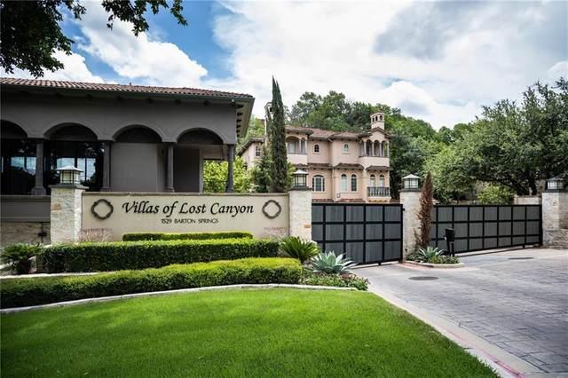 1529 Barton Springs Rd #7, Austin, TX 78704 (MLS #8581553) :: Vista Real Estate