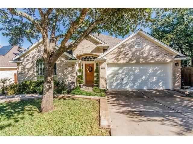 3107 Burks Ln, Austin, TX 78732 (#8583010) :: RE/MAX Capital City