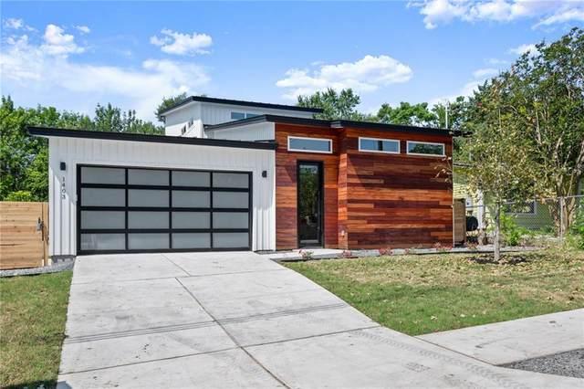 1403 S Redondo Dr, Austin, TX 78721 (#8583363) :: Papasan Real Estate Team @ Keller Williams Realty