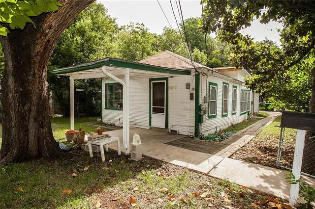 1121 Gunter St, Austin, TX 78702 (#8583971) :: The Heyl Group at Keller Williams