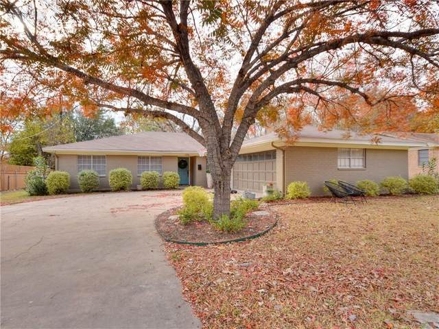 1806 18th St, Georgetown, TX 78626 (#8584023) :: Realty Executives - Town & Country