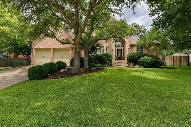 3200 Barton Point Cir, Austin, TX 78733 (#8584066) :: Papasan Real Estate Team @ Keller Williams Realty