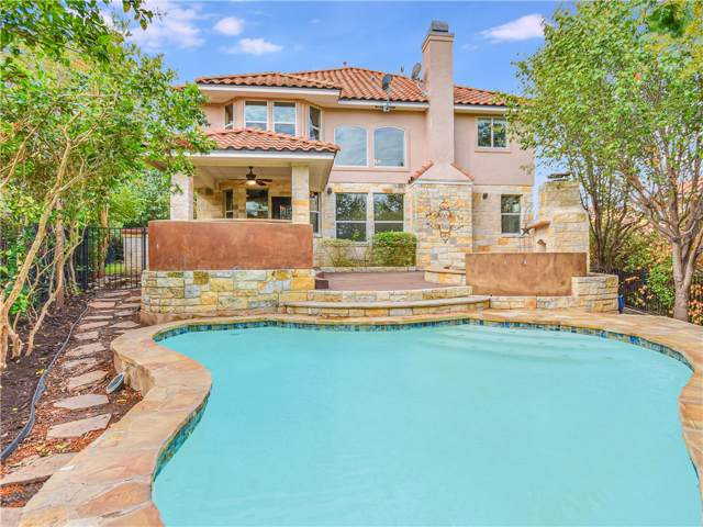 3713 Broadwinged Hawk Cv, Austin, TX 78738 (#8587220) :: The Gregory Group