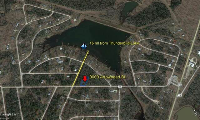 0000 Arrowhead Dr, Smithville, TX 78957 (#8588576) :: R3 Marketing Group