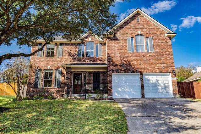 3702 Hawk Ridge St, Round Rock, TX 78665 (#8591248) :: The Perry Henderson Group at Berkshire Hathaway Texas Realty