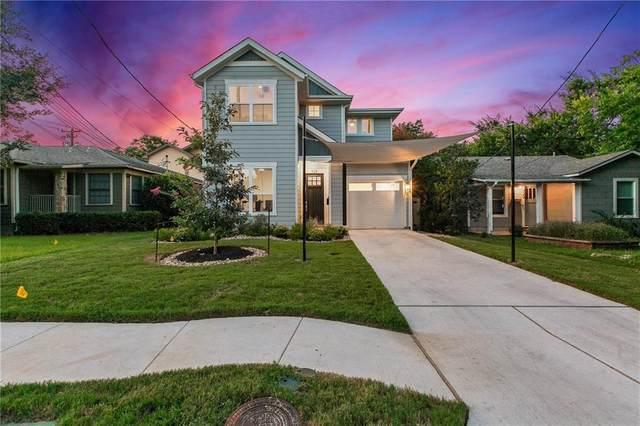 928 E 52nd St, Austin, TX 78751 (#8591602) :: Ben Kinney Real Estate Team