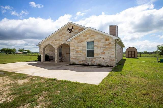 250 Jackson Dr, Maxwell, TX 78656 (#8592210) :: Realty Executives - Town & Country