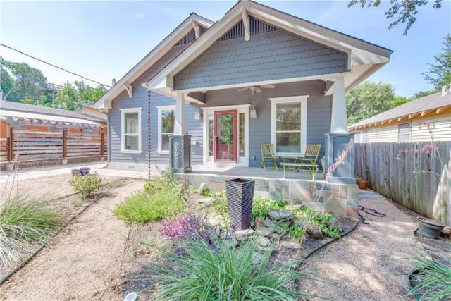 313 W Milton St, Austin, TX 78704 (#8596777) :: The Perry Henderson Group at Berkshire Hathaway Texas Realty