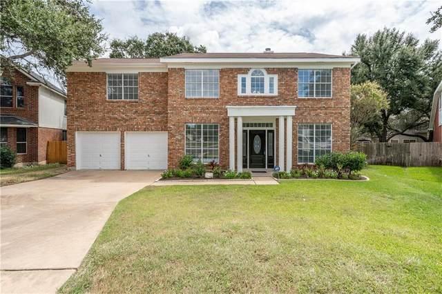 15903 Cornerwood Ct, Austin, TX 78717 (#8597272) :: Papasan Real Estate Team @ Keller Williams Realty