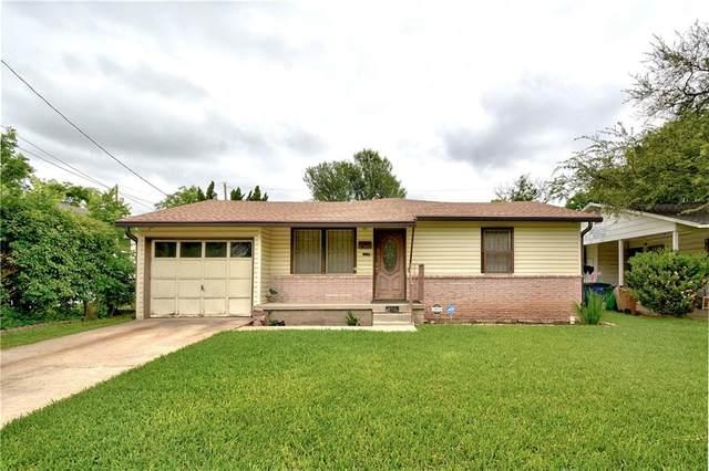 4710 Oak Cliff Dr, Austin, TX 78721 (#8597767) :: Papasan Real Estate Team @ Keller Williams Realty