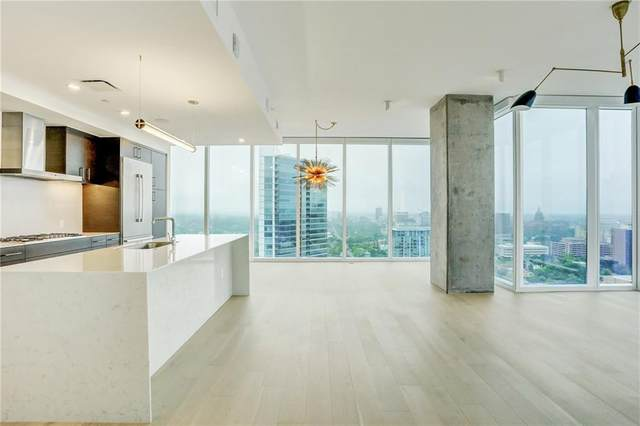 301 West Ave #3103, Austin, TX 78701 (#8598409) :: Ben Kinney Real Estate Team