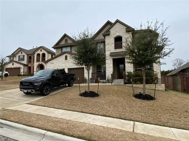 716 Trailside Bnd, Round Rock, TX 78665 (#8598986) :: Realty Executives - Town & Country