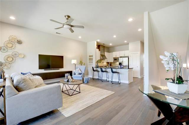 2520 Bluebonnet Ln #56, Austin, TX 78704 (#8607379) :: Ben Kinney Real Estate Team