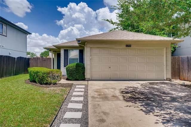 16708 Hamilton Point Cir, Manor, TX 78653 (#8607701) :: Ben Kinney Real Estate Team