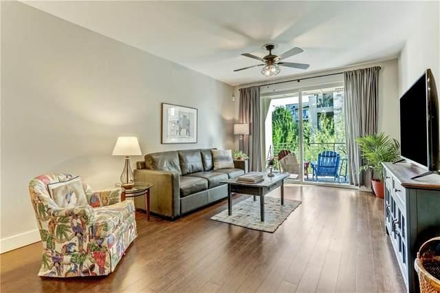 2729 Dulce Ln #523, Austin, TX 78704 (#8609025) :: Lauren McCoy with David Brodsky Properties