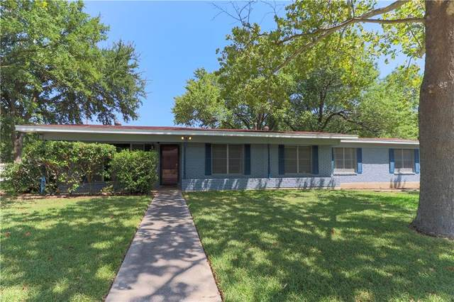 910 George St, Taylor, TX 76574 (#8609094) :: R3 Marketing Group