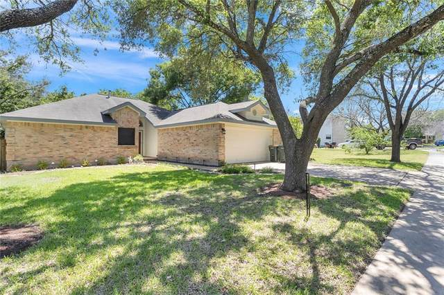 3009 Peacemaker St, Round Rock, TX 78681 (#8611411) :: The Heyl Group at Keller Williams