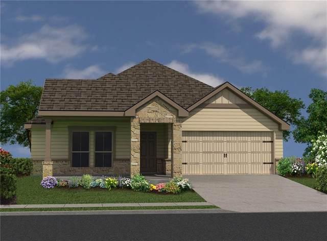 202 Nathaniel Dr, Taylor, TX 76574 (#8611522) :: Zina & Co. Real Estate