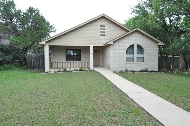702 Dartmouth St, San Marcos, TX 78666 (#8612232) :: Papasan Real Estate Team @ Keller Williams Realty