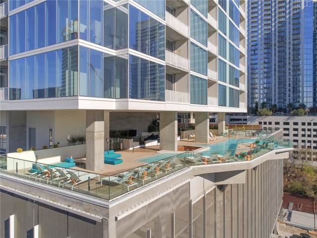 301 West Ave #1805, Austin, TX 78701 (#8613030) :: The Summers Group