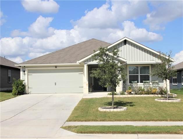 140 Sulphur River Loop, Hutto, TX 78634 (#8614288) :: Papasan Real Estate Team @ Keller Williams Realty