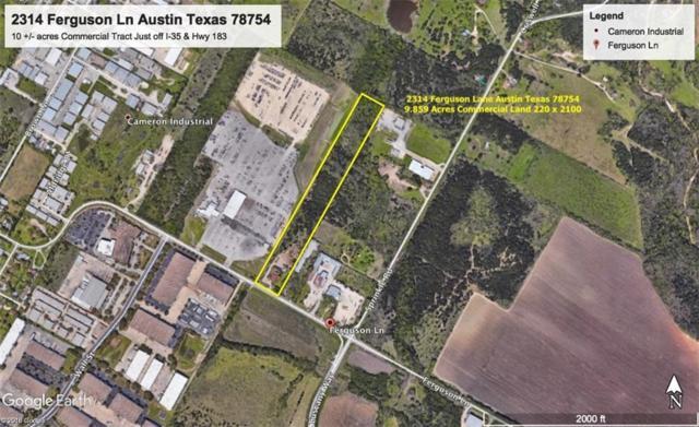 2314 Ferguson Ln, Austin, TX 78754 (#8614836) :: Papasan Real Estate Team @ Keller Williams Realty