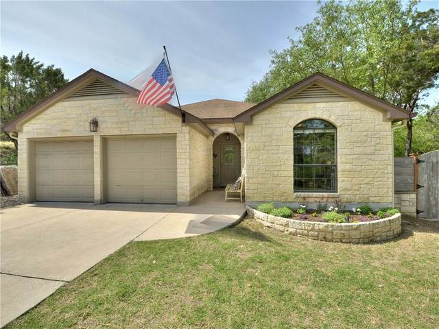 20809 Park Dr, Lago Vista, TX 78645 (#8615691) :: Realty Executives - Town & Country