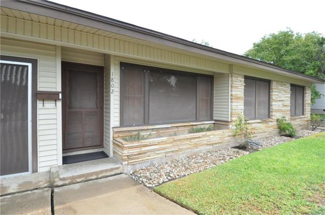 1802 Aggie Ln, Austin, TX 78757 (#8615993) :: The Perry Henderson Group at Berkshire Hathaway Texas Realty
