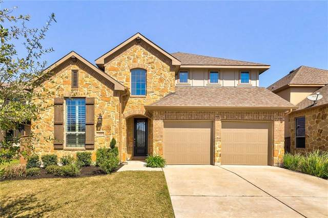 260 Norcia Loop, Liberty Hill, TX 78642 (#8616301) :: Realty Executives - Town & Country