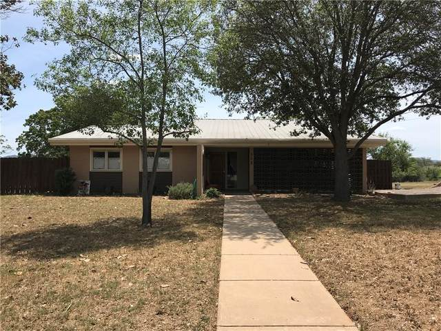 302 E Granite St, Llano, TX 78643 (#8616776) :: Front Real Estate Co.