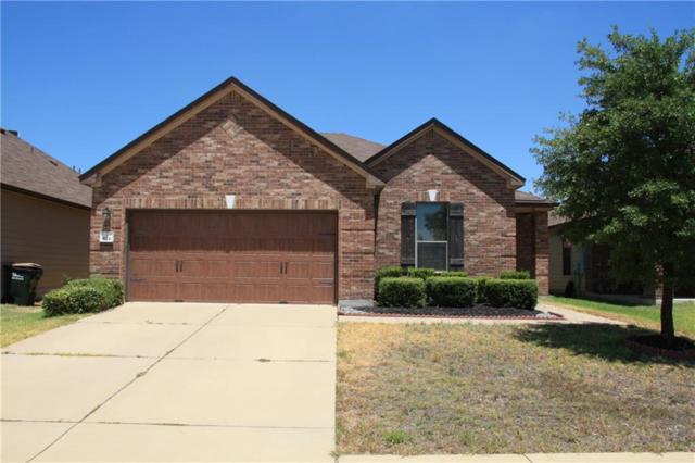 824 Watson Way, Pflugerville, TX 78660 (#8617381) :: Ben Kinney Real Estate Team