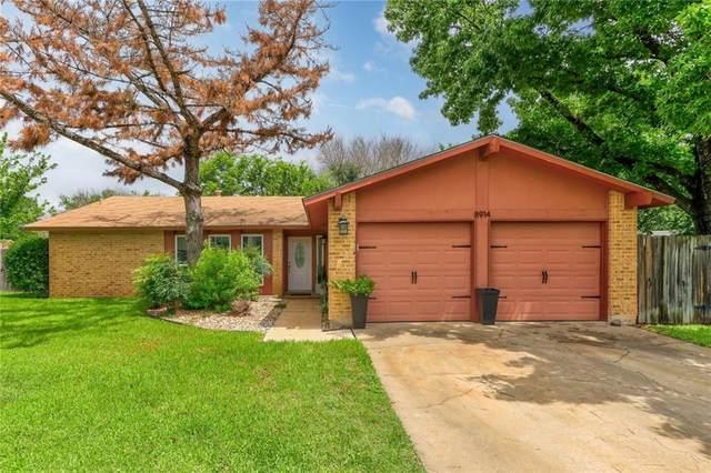 8914 Sparkling Creek, Austin, TX 78729 (#8620481) :: Ben Kinney Real Estate Team