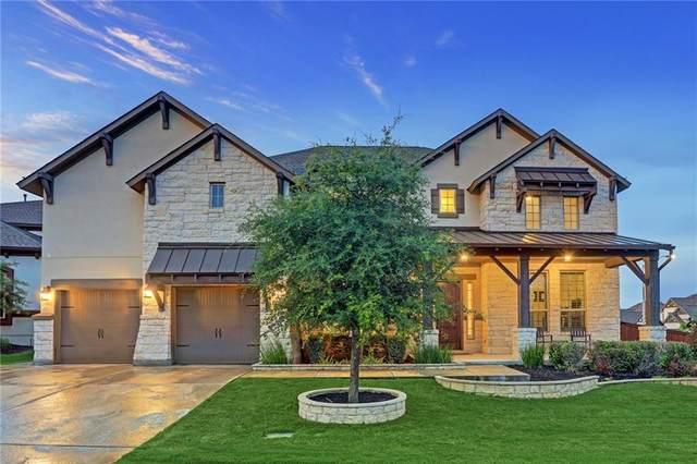 2909 Browntop Ct, Leander, TX 78641 (#8620746) :: Papasan Real Estate Team @ Keller Williams Realty