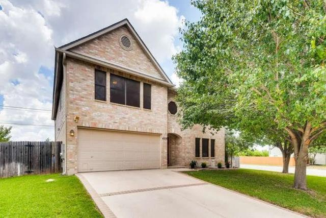 4206 Cisco Valley Dr, Round Rock, TX 78664 (#8621770) :: Papasan Real Estate Team @ Keller Williams Realty