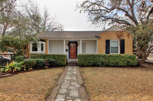 4501 Sinclair Ave, Austin, TX 78756 (#8622427) :: RE/MAX IDEAL REALTY