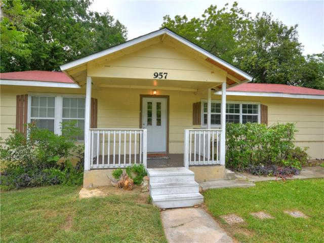 957 Sycamore St, San Marcos, TX 78666 (#8622755) :: Zina & Co. Real Estate