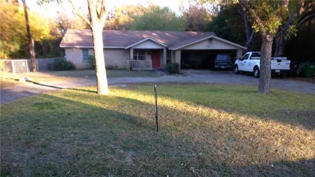 601 Spring St, Round Rock, TX 78664 (MLS #8623892) :: Brautigan Realty