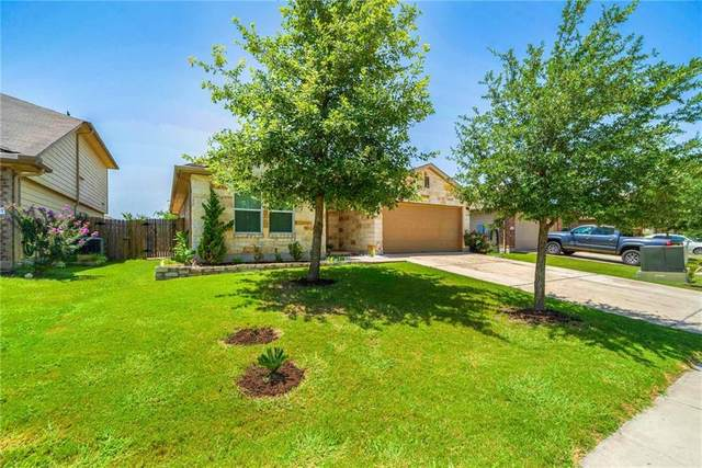 11309 W Carrie Manor St, Manor, TX 78653 (#8625322) :: RE/MAX IDEAL REALTY