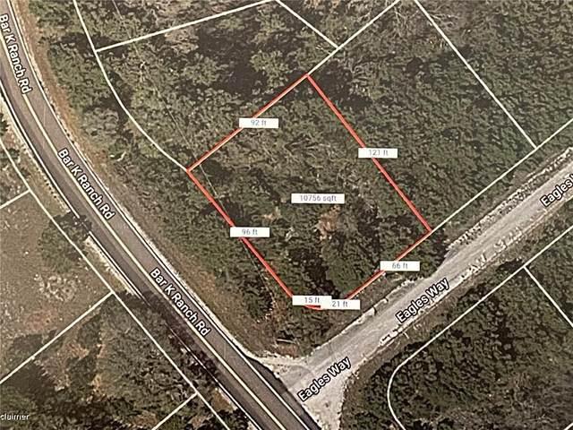8700 Eagle Pass, Lago Vista, TX 78645 (#8625464) :: Ben Kinney Real Estate Team