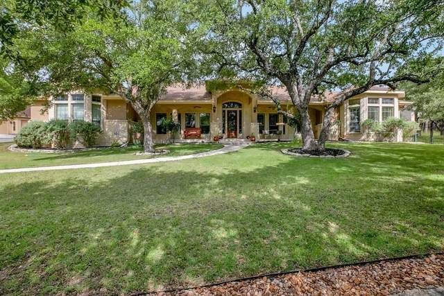 2218 Frontier, Spring Branch, TX 78070 (#8626653) :: The Perry Henderson Group at Berkshire Hathaway Texas Realty