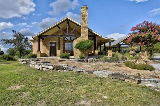 633 Trails End Rd, Johnson City, TX 78636 (#8627474) :: Papasan Real Estate Team @ Keller Williams Realty