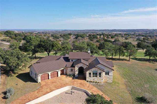 307 Out Crop, Horseshoe Bay, TX 78657 (#8628649) :: The Perry Henderson Group at Berkshire Hathaway Texas Realty