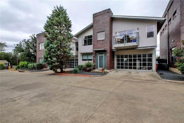 100 E 51st St #2, Austin, TX 78751 (#8628778) :: Papasan Real Estate Team @ Keller Williams Realty