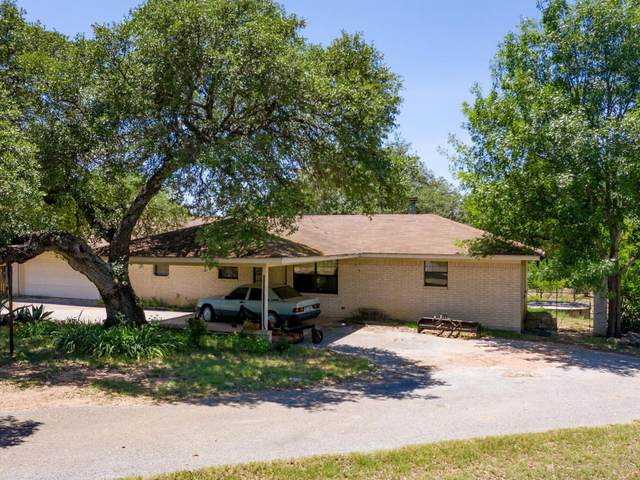 4113 Lakeview Dr, Cottonwood Shores, TX 78657 (#8629032) :: The Summers Group